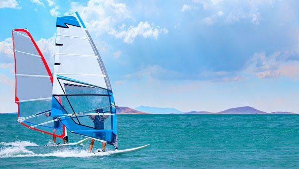 Windsurfing en Tenerife