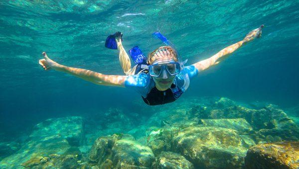 Snorkel en Tenerife