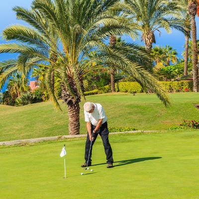 Campo de Golf Hotel Mare Nostrum