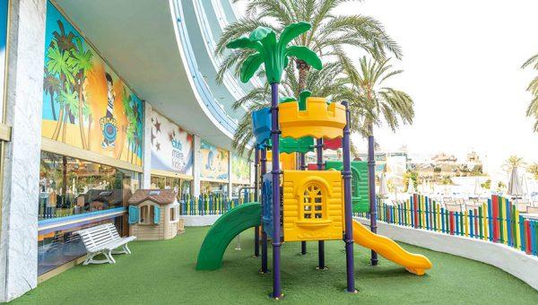 Hoteles con diversión infantil Tenerife con Club Mare Kids