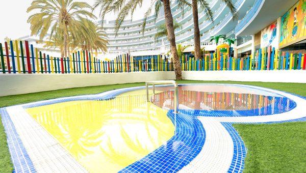 Mare Nostrum alojamiento con niños en Tenerife