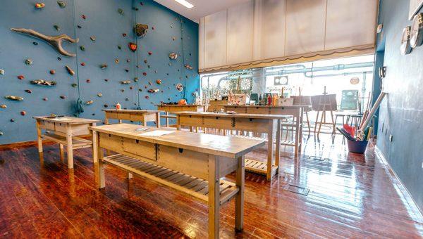 Rocódromo hoteles para niños en Canarias