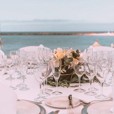 Restaurantes para bodas