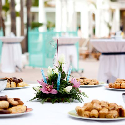 Catering Hotel Mare Nostrum para Eventos