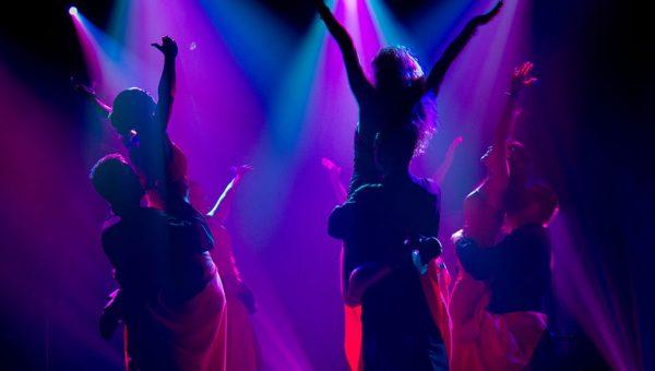 Espectáculos de baile Mare Nostrum Hotel en Tenerife