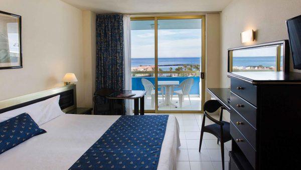 Habitación con vistas al mar Mediterranean Palace