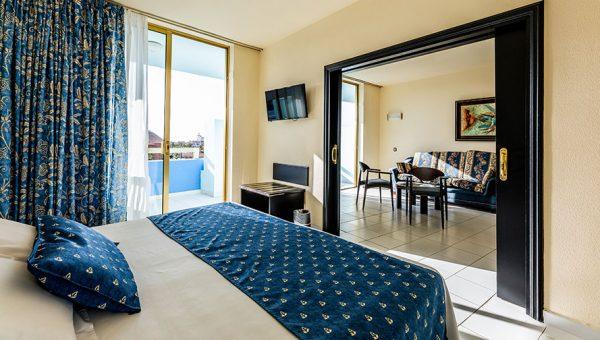 Habitación Suite Mediterranean