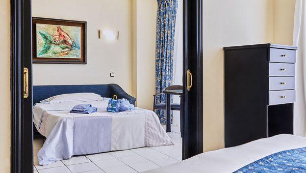Habitaciones familiares Tenerife Sur