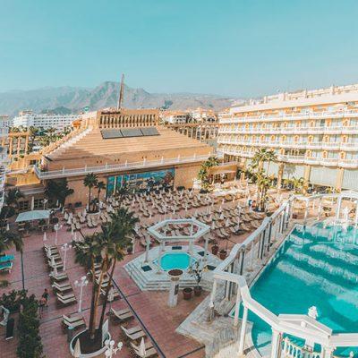 Resort en Tenerife Cleopatra Palace