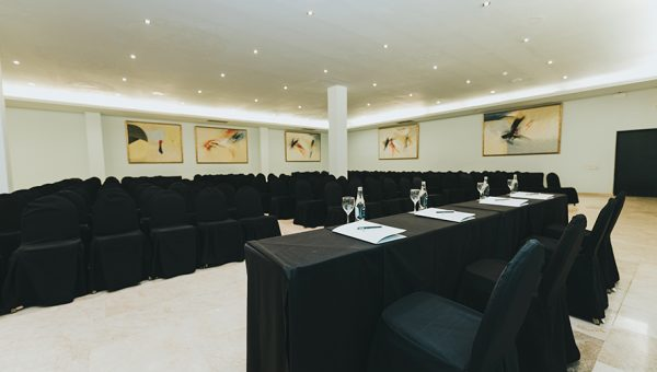 Mesa ara Conferenciantes Salón para empresas Tenerife