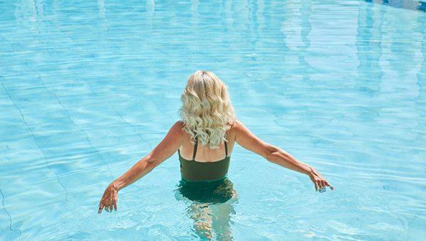 Nadar Piscina Cleopatra Palace