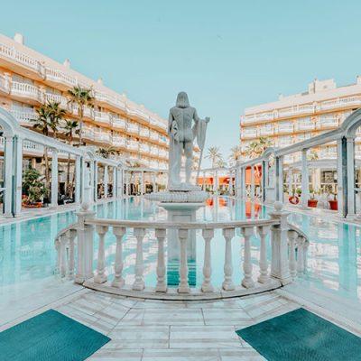 Piscina Romana Hotel Cleopatra