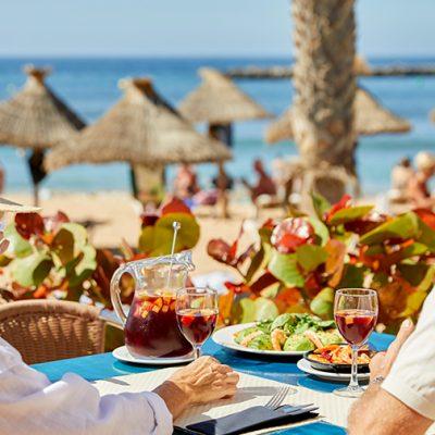 Restaurante La Palapa Beach Club Tenerife