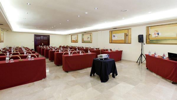 Sala para presentaciones con proyector Hotel en Tenerife