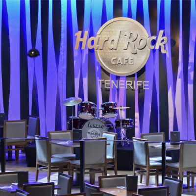 Salón Hard Rock Café