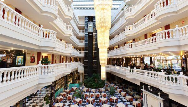 Salones para celebrar eventos en Hotel Mare Nostrum