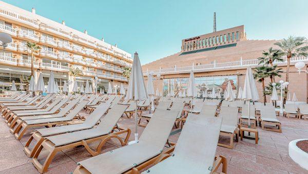 Hotel con Solarium Tenerife Cleopatra