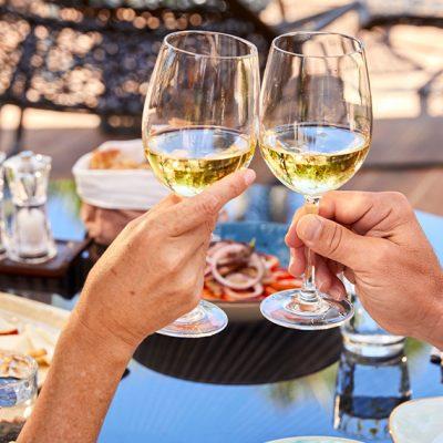 Restaurante de lujo hotel 5 estrellas Sir Anthony