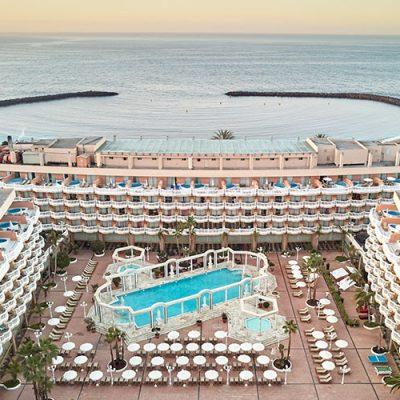 Hotel Cleopatra Palace en Tenerife