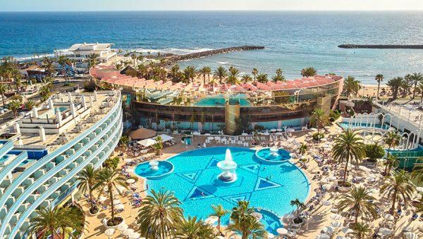 Hotel Mediterranean Palace en Tenerife