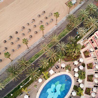 Hotel con piscina privada en la habitación Sir Anthony