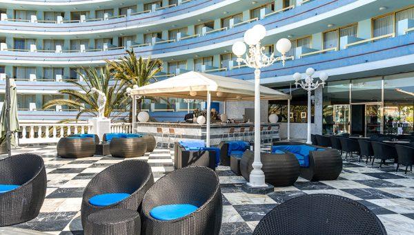 Bar de copas en Tenerife Terrace