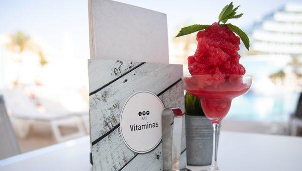Carta helados Bar Vitaminas Mediterranean