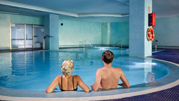 Hotel con Spa Piscina wellness