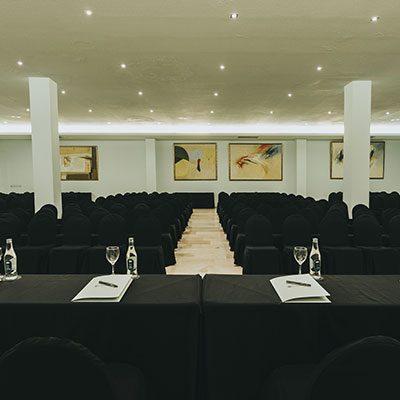 Salones para eventos empresariales