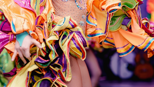 Carnaval de Santa cruz de Tenerife en Hotel Mare Nostrum