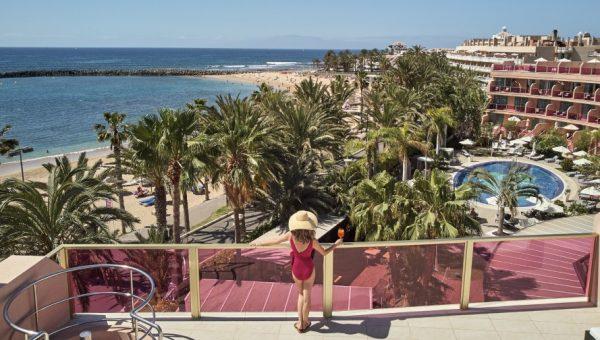 Hotel Sir Anthony con vistas al mar